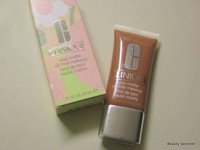Clinique Stay Matte Oil Free Makeup Beauty Sentinel